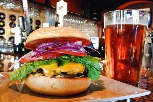 Award winning burgers and sushi, sandwiches, salads, and more