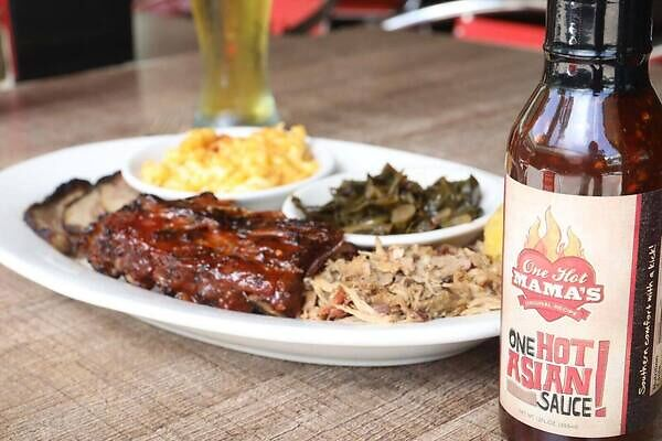 Southern barbecue, also offering a long list of inventive wings, burgers, and mouth watering sides