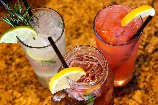 Where better to experience a happy hour in the Lowcountry but at the epicenter of beach music